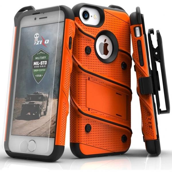 ZIZO iPhone SE Bolt Serisi Kılıf (MIL-STD-810G) (2. Nesil)