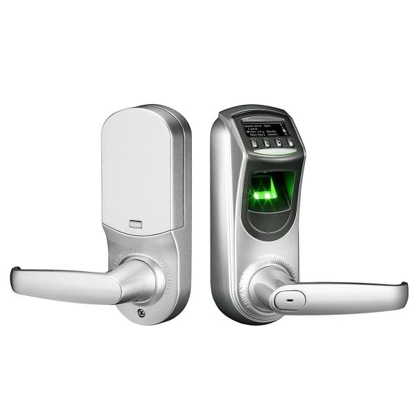 ZKTeco Biyometrik Anahtarsız Akıllı Kapı Kilidi