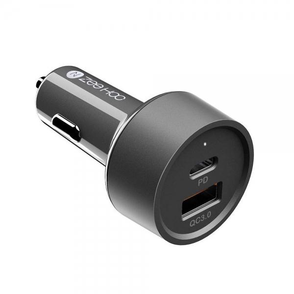 ZeeHoo USB C Araç Şarj Cihazı