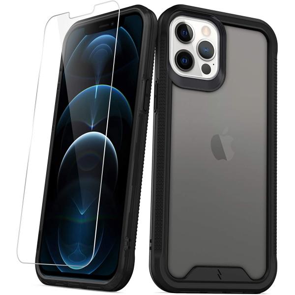 Zizo Apple iPhone 12 Pro Max ION Serisi Kılıf