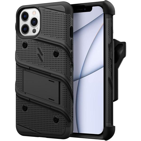 Zizo Apple iPhone 13 Pro Bolt Serisi Kılıf (MIL-STD-810G)