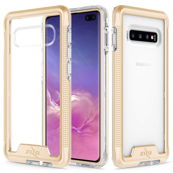 Zizo Samsung Galaxy S10 Plus Ion Serisi Kılıf (MIL-STD-810G)