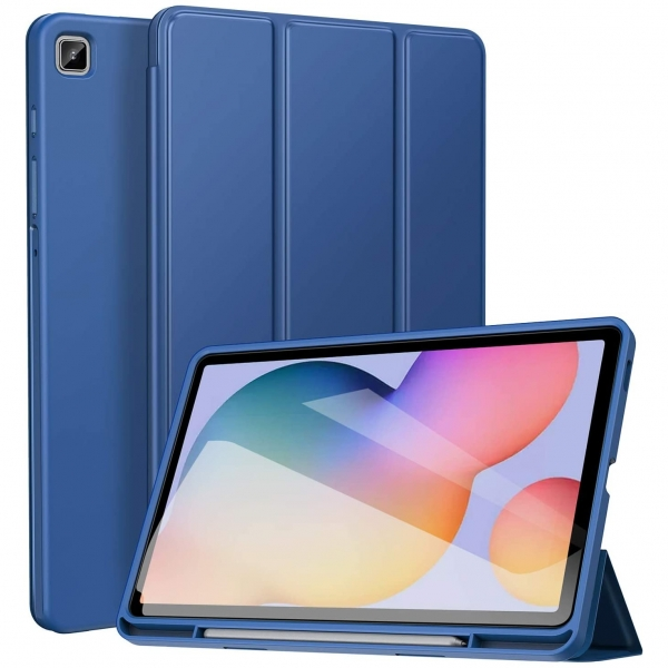 Ztotop Galaxy Tab S6 Lite Kalem Bölmeli Kılıf (10.4 inç)