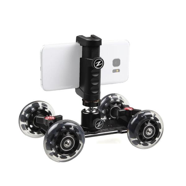 Ztylus Pico Dolly 4 Tekerlekli Rolling Slider Seti