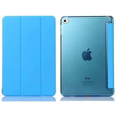 amhello iPad Mini 4 Manyetik Deri Stand Kapak Kılıf