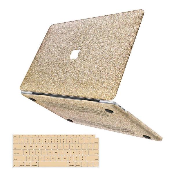 anban MacBook Air Simli Koruyucu Kılıf (Retina 13.3 inç)