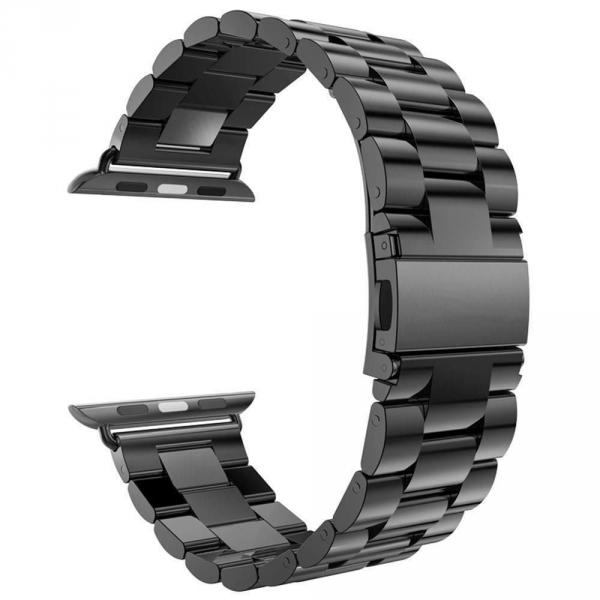 eLander Apple Watch Paslanmaz Çelik Metal Kayış (42mm)