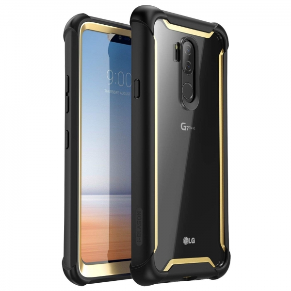 i-Blason LG G7 Ares Serisi Bumper Kılıf