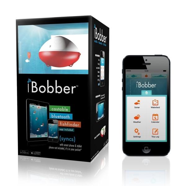 iBobber Kablosuz Bluetooth Akıllı Balık Bulucu