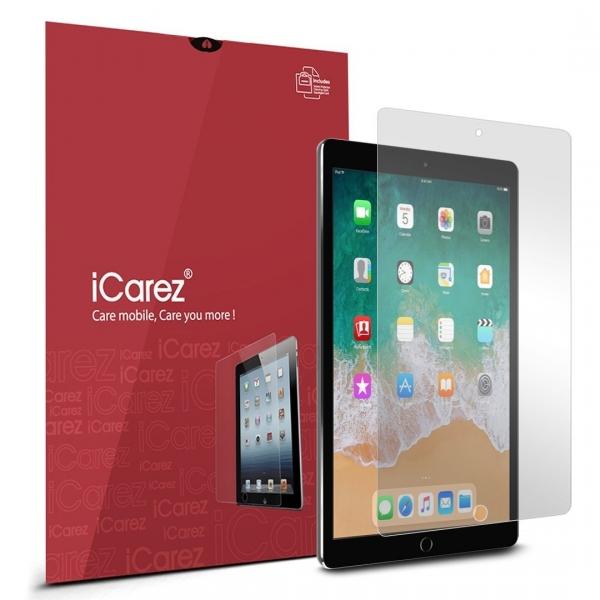 iCarez Apple iPad Pro 10.5 inç Mat Ekran Koruyucu Film (2 Adet)