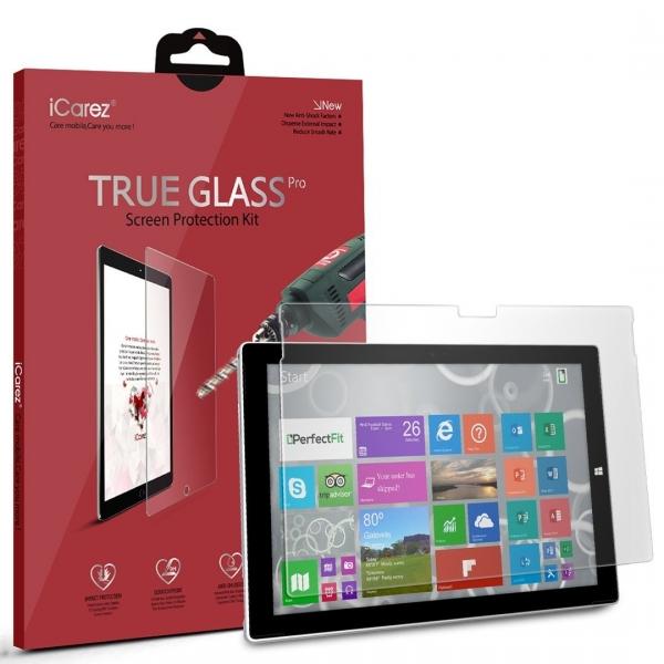 iCarez Microsoft New Surface Pro Temperli Cam Ekran Koruyucu