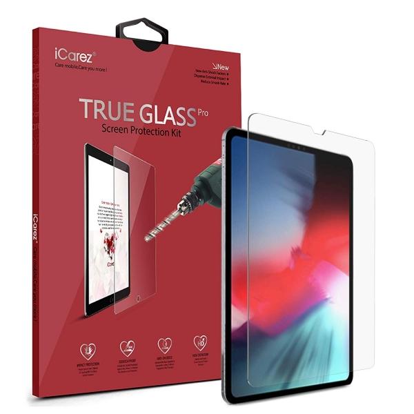 iCarez iPad Pro Temperli Cam Ekran Koruyucu (11 inç)