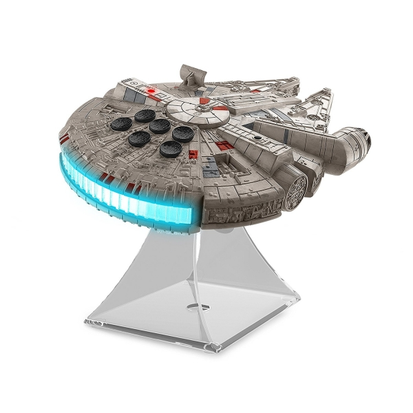 iHome Star Wars Millennium Falcon Bluetooth Hoparlör (600ML Ses)