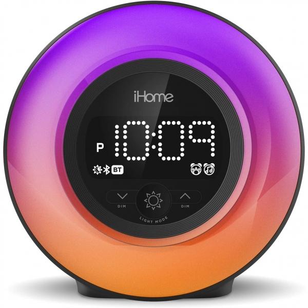 iHome iBTW281 Çalar Saatli Işıklı Bluetooth Hoparlör