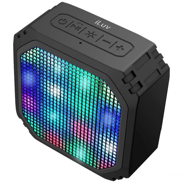 iLuv Aud Mini Party LED Bluetooth Hoparlör