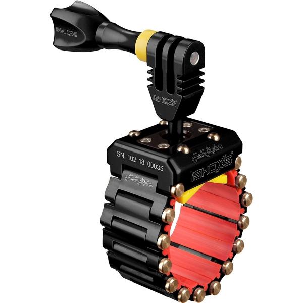 iSHOXS Motorsiklet İçin G0Pro Hell Rider Tutucu (15-42 mm)