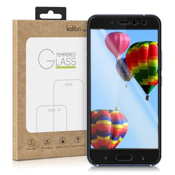 kalibri HTC U11 Temperli Cam Ekran Koruyucu