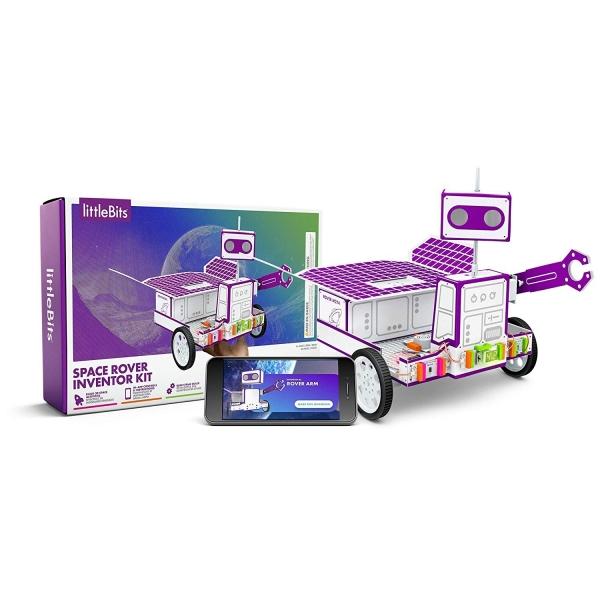 littleBits Akıllı Space Rover Mucit Kiti