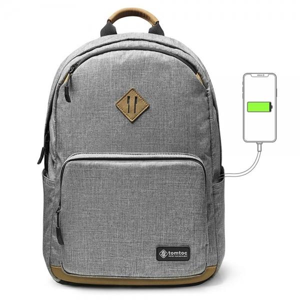 Tomtoc Casual A73 Laptop Sırt Çantası (13 / 15.6 inç)