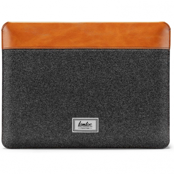 tomtoc H16 İnce Keçe Laptop Çantası (16 inç)