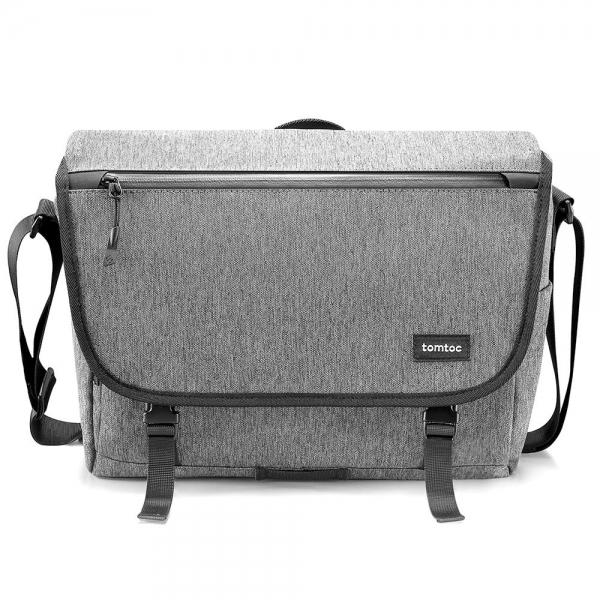 Tomtoc Su Geçirmez Laptop Omuz Çantası (13.5 inç)