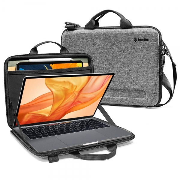 Tomtoc Smart A25 MacBook Omuz Çantası (13.3 inç)