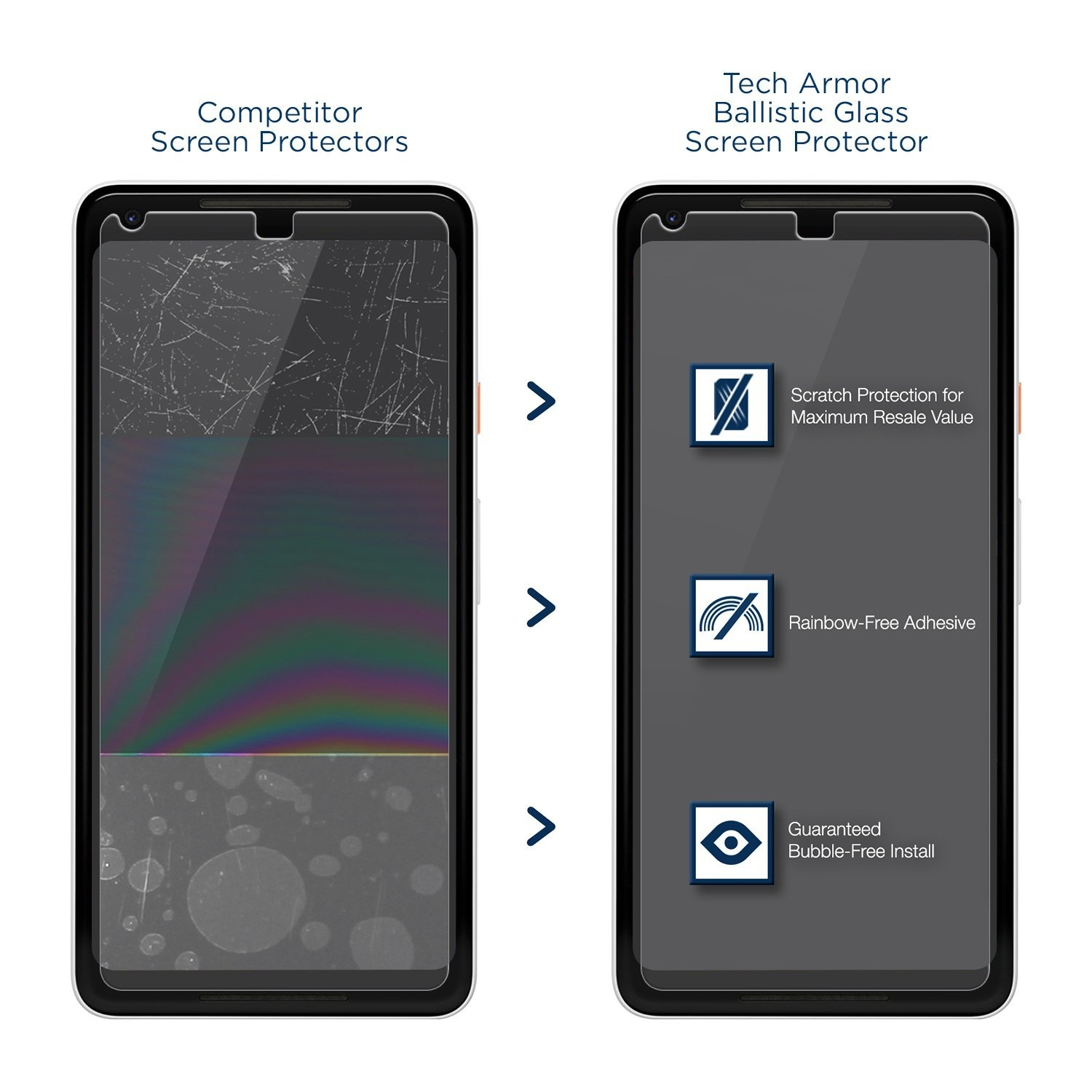 Ballistic Glass Screen Protector